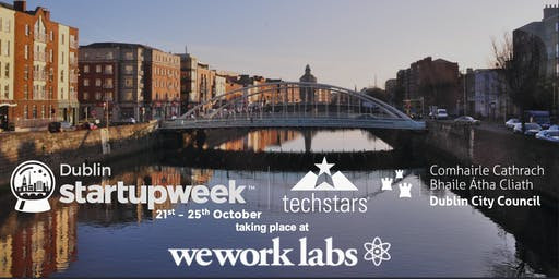 Startup Week Dublin Town Hall Information Evening