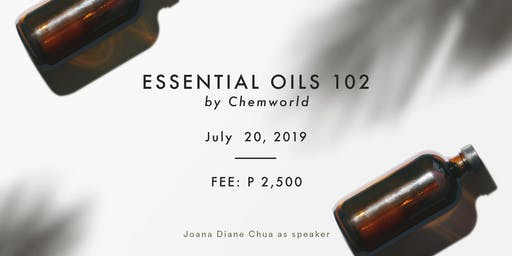 Essential Oils 102 - Make Your Own Diffuser Oil & Lotion (July 20)