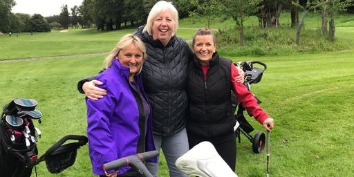 4 weekly Golf Taster Sessions for Women and Girls at Douglas Park Golf Club just £5 per session
