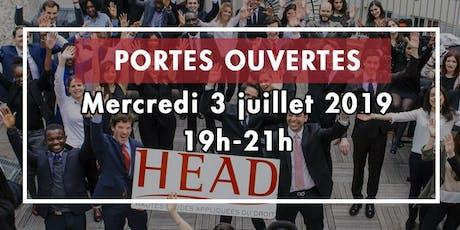 PORTES OUVERTES MERCREDI 3 JUILLET 2019 billets