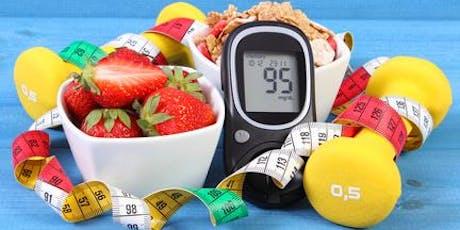 Conférence : Diabète et Alimentation - Atelier D160 billets