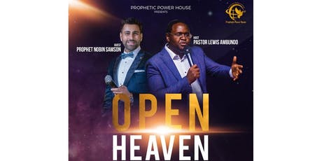 Open Heaven tickets