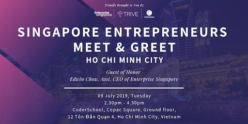 Singapore Entrepreneurs Meet & Greet with ESG: Ho Chi Minh City