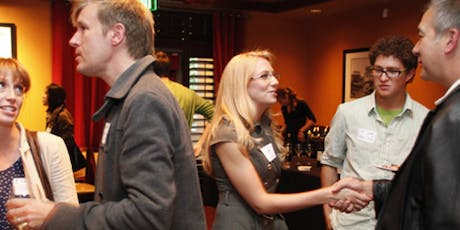 Afterwork networking for ladies and gents (21 -50) (Hosted/Free drink/LON tickets