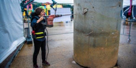 Foire de Libramont Espace Smart Farming : Démonstration d'un exosquelette billets