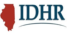 Illinois Department of Human Rights logo