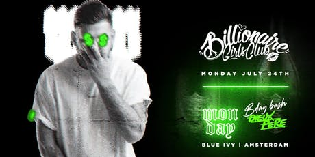 EVERY MONDAY AT BLUE IVY | #BGCLUB tickets