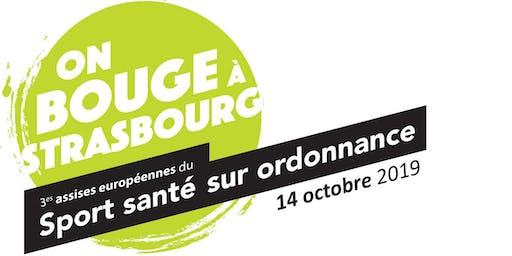 3èmes Assises du Sport Santé Sur Ordonnance à Strasbourg