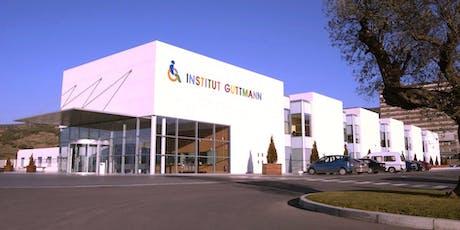 Presentación GNPT en Guttmann Barcelona entradas