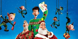 Movie Morning - Arthur Christmas