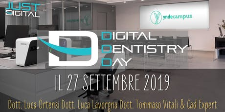 DIGITAL DENTISTRY DAY biglietti