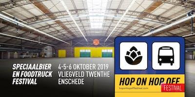 Hop On Hop Off Festival Enschede