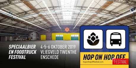 Hop On Hop Off Festival Enschede Tickets