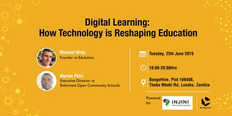 Digital Learning: How Technology is Reshaping Education tickets