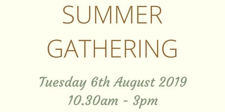 Summer Gathering of the Tower Hamlets Food Growing Network tickets
