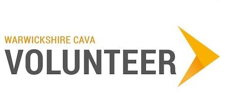 Warwick District Volunteering Forum Surgery on Volunteer Connect tickets