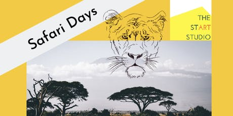 'Safari' Art Camp (Afternoon Only) tickets