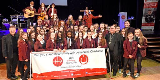 ACN Scottish Youth Rally 2019: Stand up for Faith and Freedom