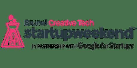 Techstars Startup Weekend Brunei Creative Tech tickets