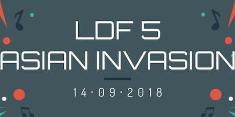 LDF5 - ASAIN INVASION  tickets