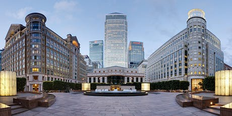 New London Architecture Walking Tour - Canary Wharf tickets