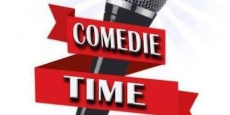 Comédie Time #30 billets