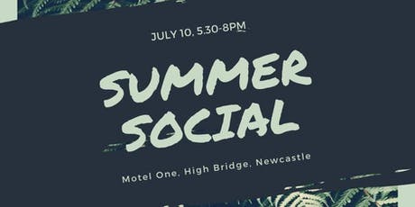 Scaleup North East Summer Social tickets