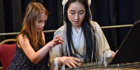Chinese Musical Instrument Workshop tickets