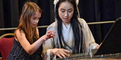 Chinese Musical Instrument Workshop