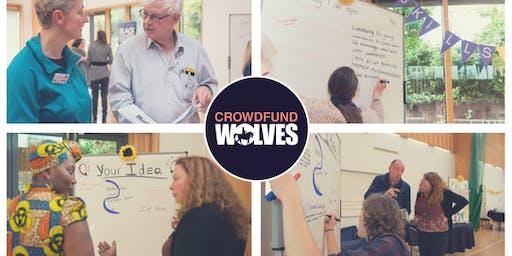 Crowdfund Wolves - Crowdfunding Workshop