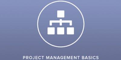 Project Management Basics 2 Days Virtual Live Training in Winnipeg, MB