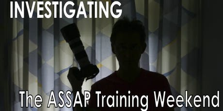 ASSAP Training Weekend tickets