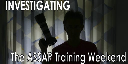 ASSAP Training Weekend