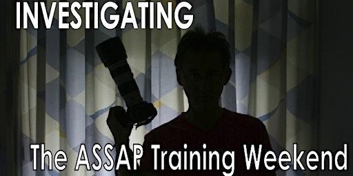 ASSAP Training Weekend