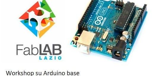 Workshop  Arduino Base - Ferentino