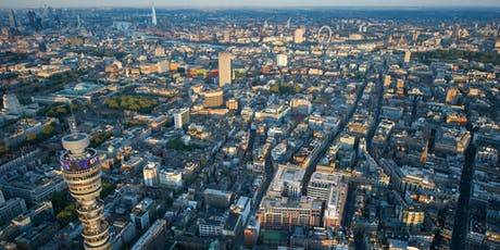 New London Architecture Walking Tour - Bloomsbury & Fitzrovia tickets