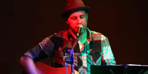 Live Music Sunday July 7 - Cameron Cooper