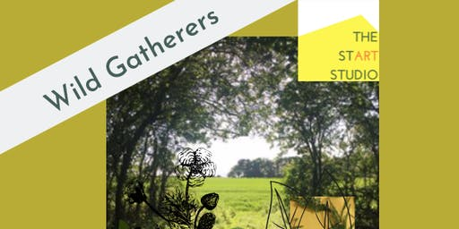 'Wild Gatherer' Art Camp (Afternoon ONLY)