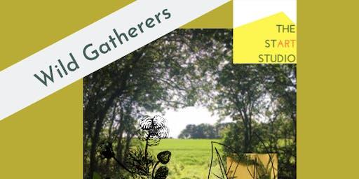 'Wild Gatherer' Art Camp (All Day)