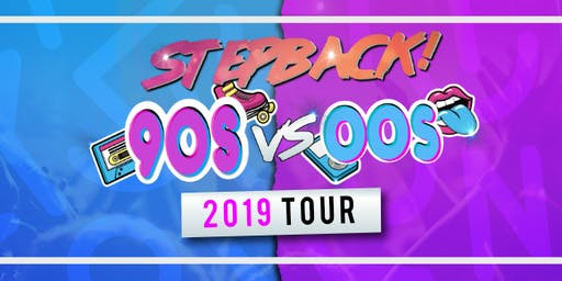 Stepback! 90s v 00s - Newcastle