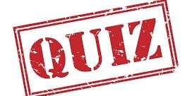 ISECS Postgraduate and ECR Quiz