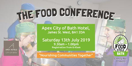 The Food Conference tickets