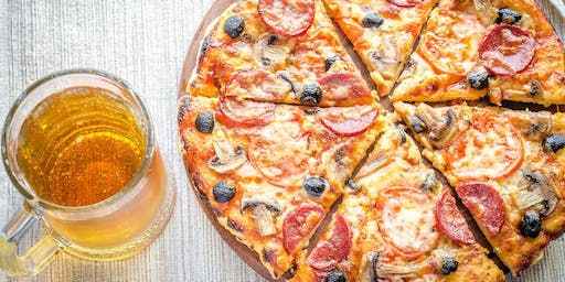 Pizza & Beers at Spaces 22@