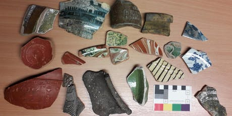 Pots and patterns: Archaeological ceramics identification workshop tickets