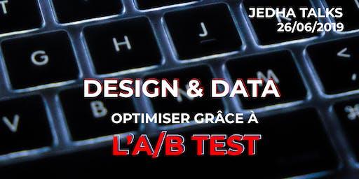 Design & Data : Optimiser grâce à l'A/B TEST - Romain, Data Scientist