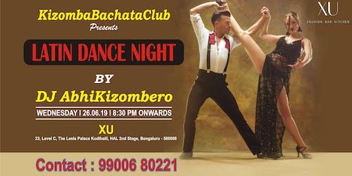 Latin Dancing Social Night- Salsa ,Bachata and Kizomba