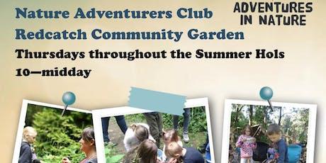 Nature Adventurers Club @ Redcatch Community Garden tickets