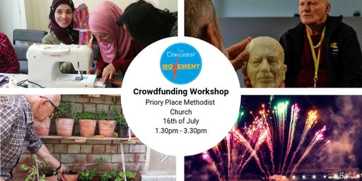 The Doncaster Movement - July Crowdfunding Workshop
