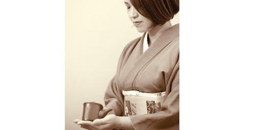 Summer Sencha Event  Part 1: Sencha Tea Ceremony