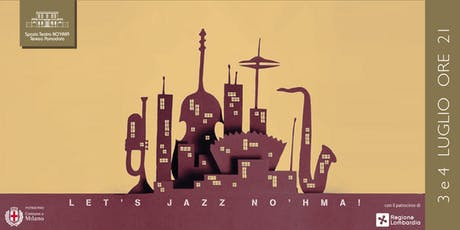 Let's Jazz No'hma! biglietti